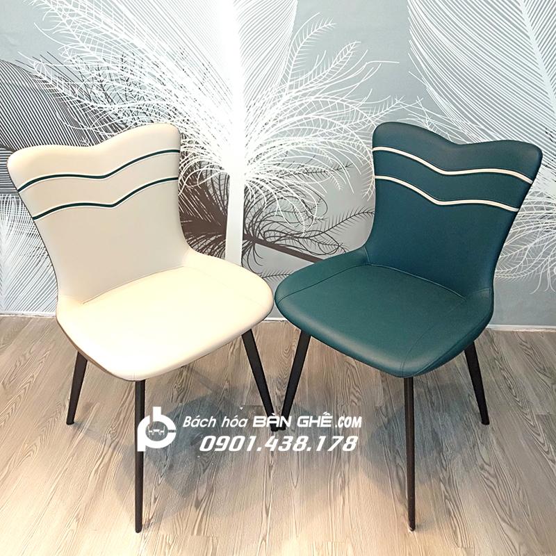 Ghế da cafe Janda GLM130